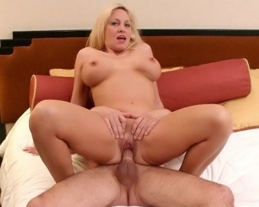 Milf with big breasts live sex